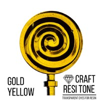 Resi Tone Gold Yellow